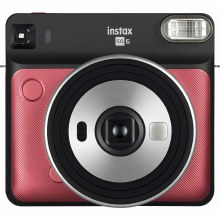 Fujifilm Instax SQUARE SQ6 Ruby Red