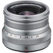 Fujifilm XF  16mm F2.8 WR Silver