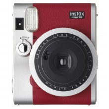 Fujifilm Instax Mini 90 Red (inc 10 shots)