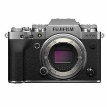 Fujifilm X-T4 Silver Body