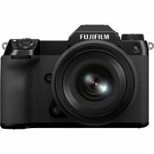 Fujifilm GFX 50S Mark II Camera with 35-70mm WR Lens