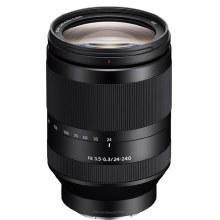 Sony SEL FE  24-240mm F3.5-6.3 OSS Lens