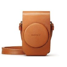 Sony LCS-RXG Soft Carrying C Tan