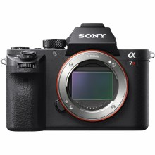 Sony A7R Mark II ILCE Camera Body