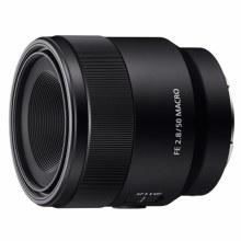Sony SEL FE  50mm F2.8 Macro Lens