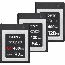 Sony XQD G Series 440Mbs 120GB