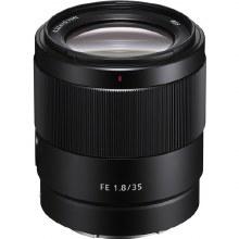 Sony SEL FE  35mm F1.8 Lens