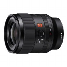 Sony SEL FE  35mm F1.4 GM Lens