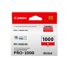 Canon PFI-1000 Inks PFI-1000R Red
