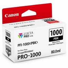 Canon PFI-1000 Inks PFI-1000PBK Photo Black