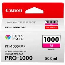 Canon PFI-1000 Inks PFI-1000M Magenta