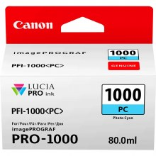 Canon PFI-1000 Inks PFI-1000PC Photo Cyan