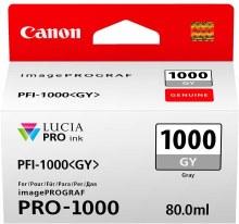 Canon PFI-1000 Inks PFI-1000GY Gray