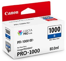 Canon PFI-1000 Inks PFI-1000B Blue