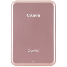 Canon Zoemini Pocket Printer Rose Gold