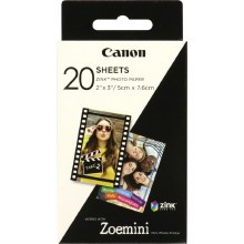 Canon Zoemini ZINK Photo Paper x20 Sheets