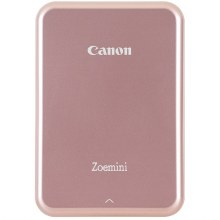 Canon Zoemini Pocket Printer White