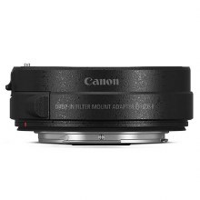 Canon Drop-In Filter Mount Adapter EF-EOS R With Adapter V-ND