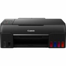Canon PIXMA G650 Wireless 3-in-1 Refillable MegaTank Inkjet Photo Printer