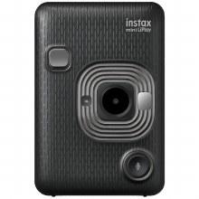 Fujifilm Instax Mini LiPlay Dark Grey Instant Camera