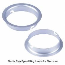 Phottix Raja Speed Ring Inserts For Elinchrom