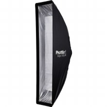 "Phottix Raja Quick-Folding Strip Softbox 30x140cm (12""x55"")"