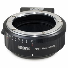 Metabones Nikon G to Micro 4:3 (MB_NFG-m43-BM1)