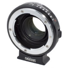 Metabones Nikon G to BMPCC Speed Booster (MB_SPNFG-BMPCC-BM1)