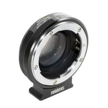 Metabones Nikon G to Micro 4:3 Speed Booster XL 0.64x (MB_SPNFG-m43-BM2)