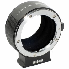 Metabones Nikon F To Sony E-Mount T Adapter II (MB_NF-E-BT2)