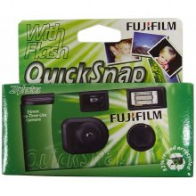 Fujifilm Superia QuickSnap 27 Exposure Disposable Camera
