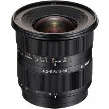Sony SAL  11-18mm F4.5-5.6
