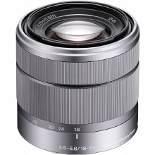 Sony SEL  18-55mm F3.5-5.6 zoom