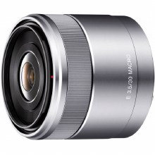Sony SEL 30mm F3.5 Macro Lens