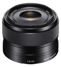 Sony SEL 35mm F1.8 OSS Lens