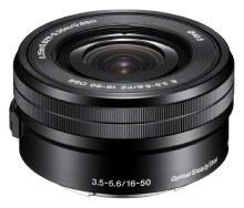 Sony SEL 16-50mm F3.5-5.6 OSS Power Zoom Lens