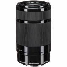 Sony SEL 55-210mm F4.5-6.3 OSS Black Lens
