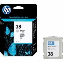 HP 38 Light Gray
