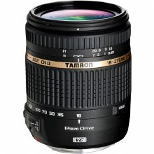 Tamron AF  18-270mm F3.5 -6.3 Di II VC PZD For Sony A-Mount
