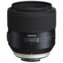 Tamron SP  85mm F1.8 Di VC USD Lens for Canon EF