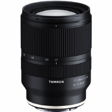 Tamron  17-28mm F2.8 Di III RXD For Sony E-Mount