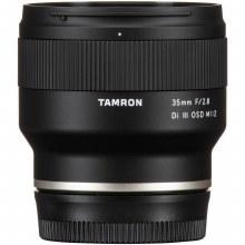 Tamron  35mm F2.8 Di III OSD M 1:2 Lens for Sony E-Mount