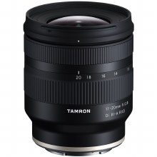 Tamron 11-20mm F2.8 Di III-A RXD Lens for Sony E Mount
