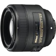Nikon AF-S 85mm F1.8G FX