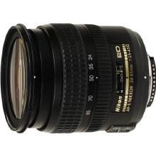 Nikon AF-S  24-85mm F3.5-4.5G ED VR Lens