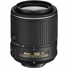 Nikon AF-S 55-200mm F4-5.6G DX ED VR II