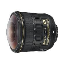 Nikon AF-S   8-15mm F3.5-4.5E ED FX Lens