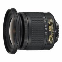 Nikon AF-P 10-20mm F4.5-5.6G VR DX