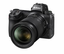 Nikon Z 7 with F To Z Mount Adapter