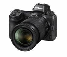 Nikon Z 7 with Z 24-70mm F4 S FX & FTZ Adapter